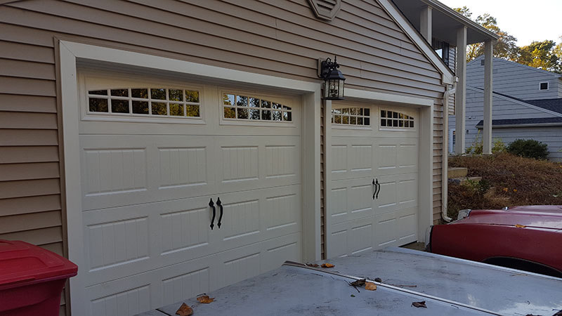 Our Work Old Forge Garage Door